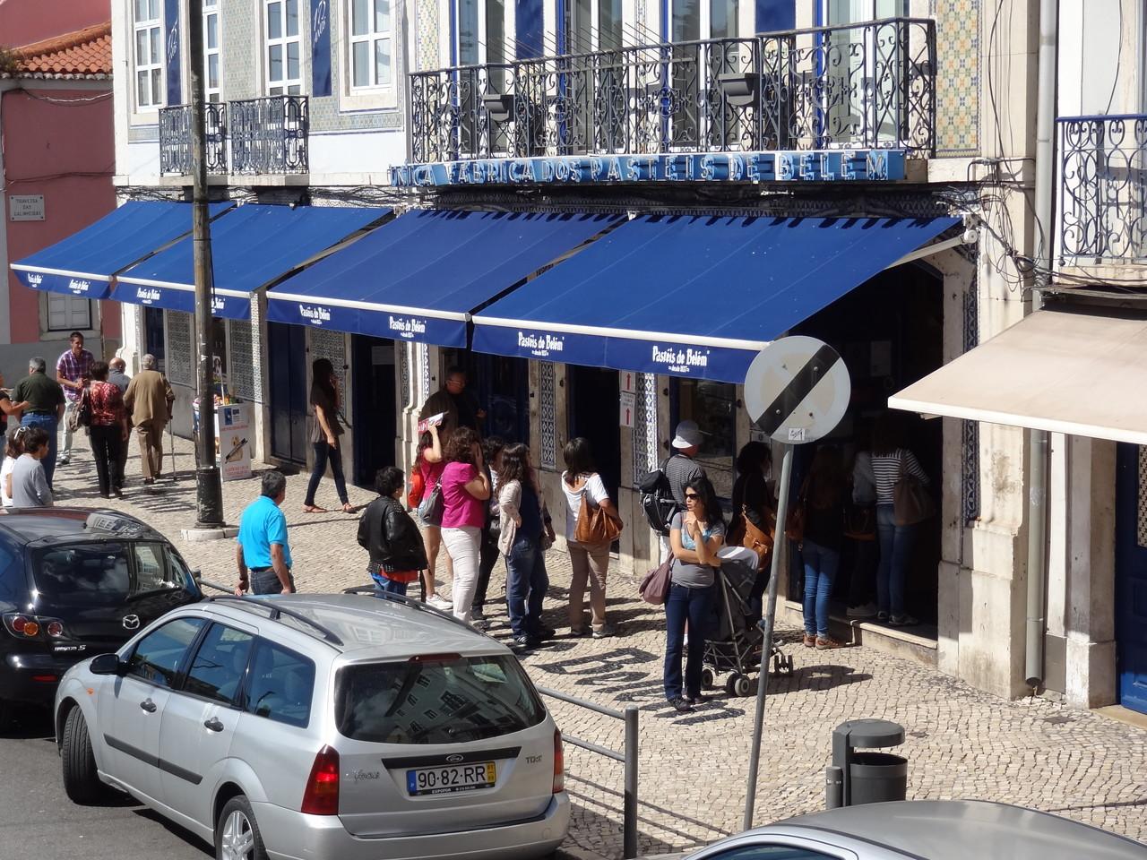 Casa Pasteis De Belem: Beste Pastis de Nata der Welt
