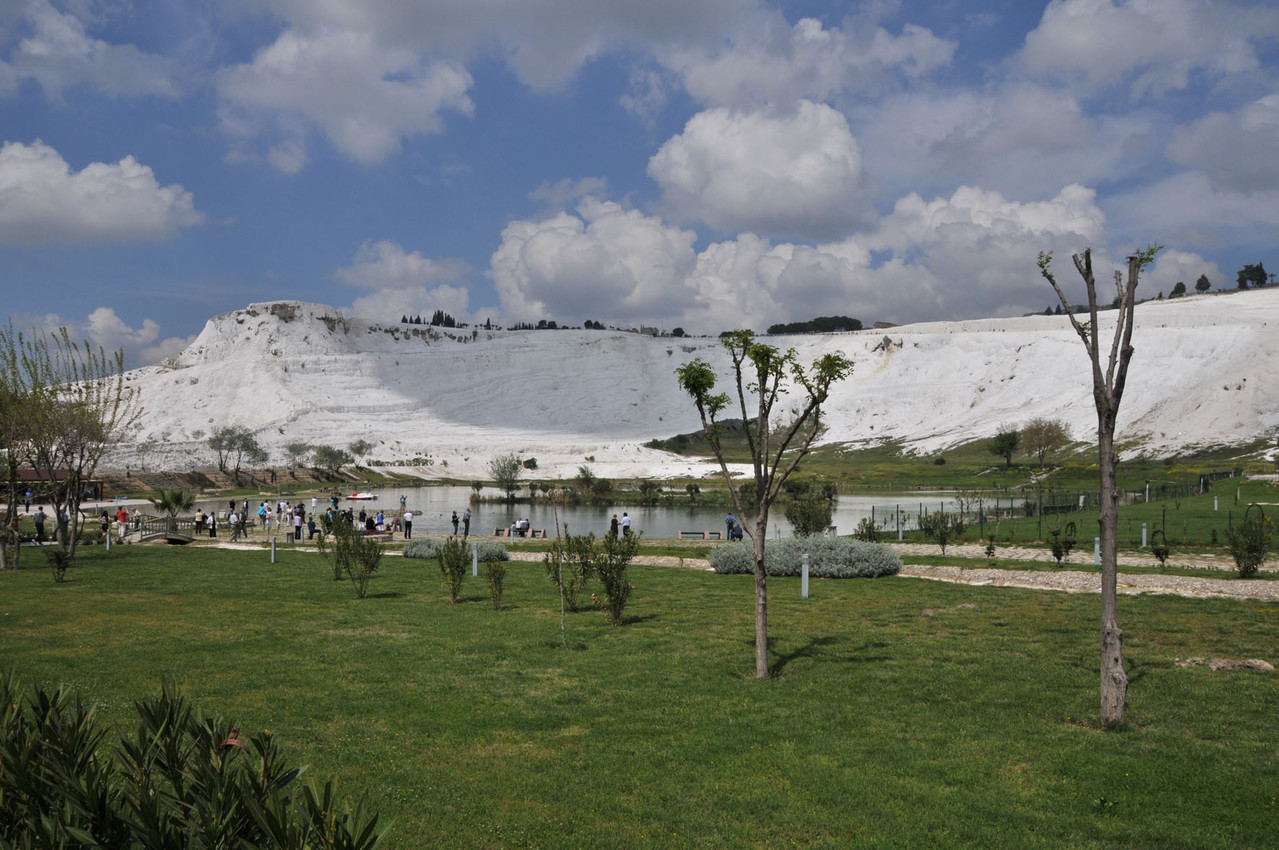 Pamukkale - Weltkulturerbe