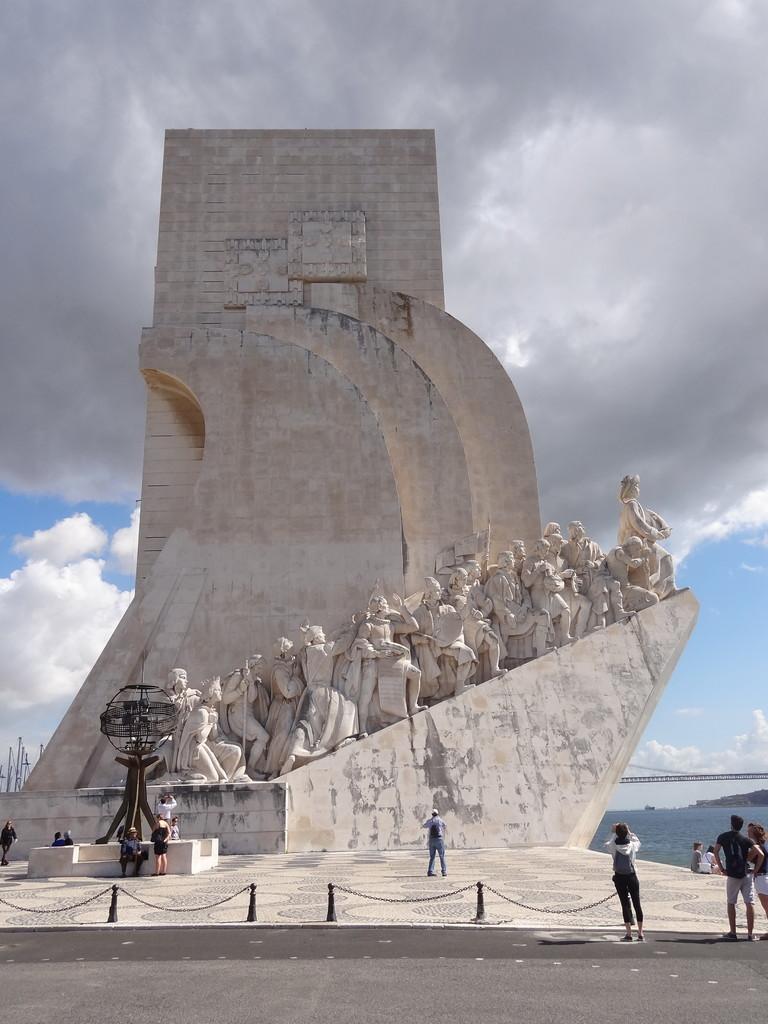 """""""Padrao dos Descobrimentos"""" Denkmal der Entdecker"""