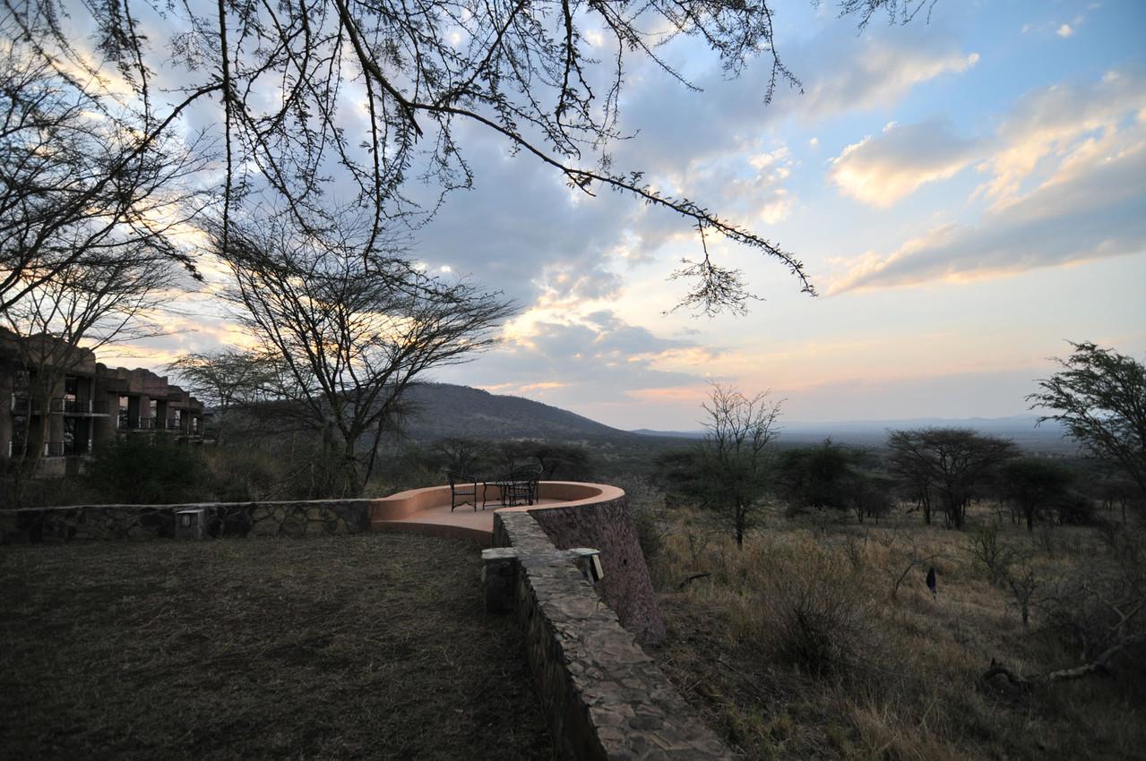 """""""Serengeti Sopa Lodge"""", mittendrin im Geschehen"""