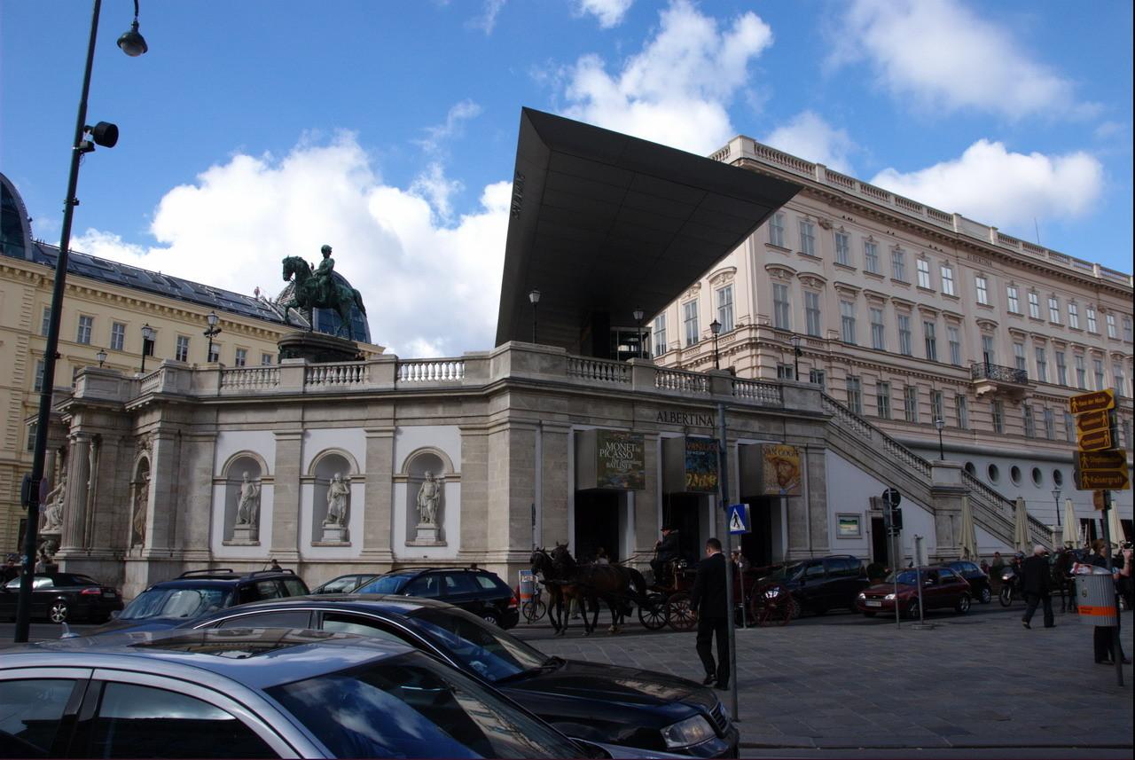 Die Albertina das Kunstmuseum