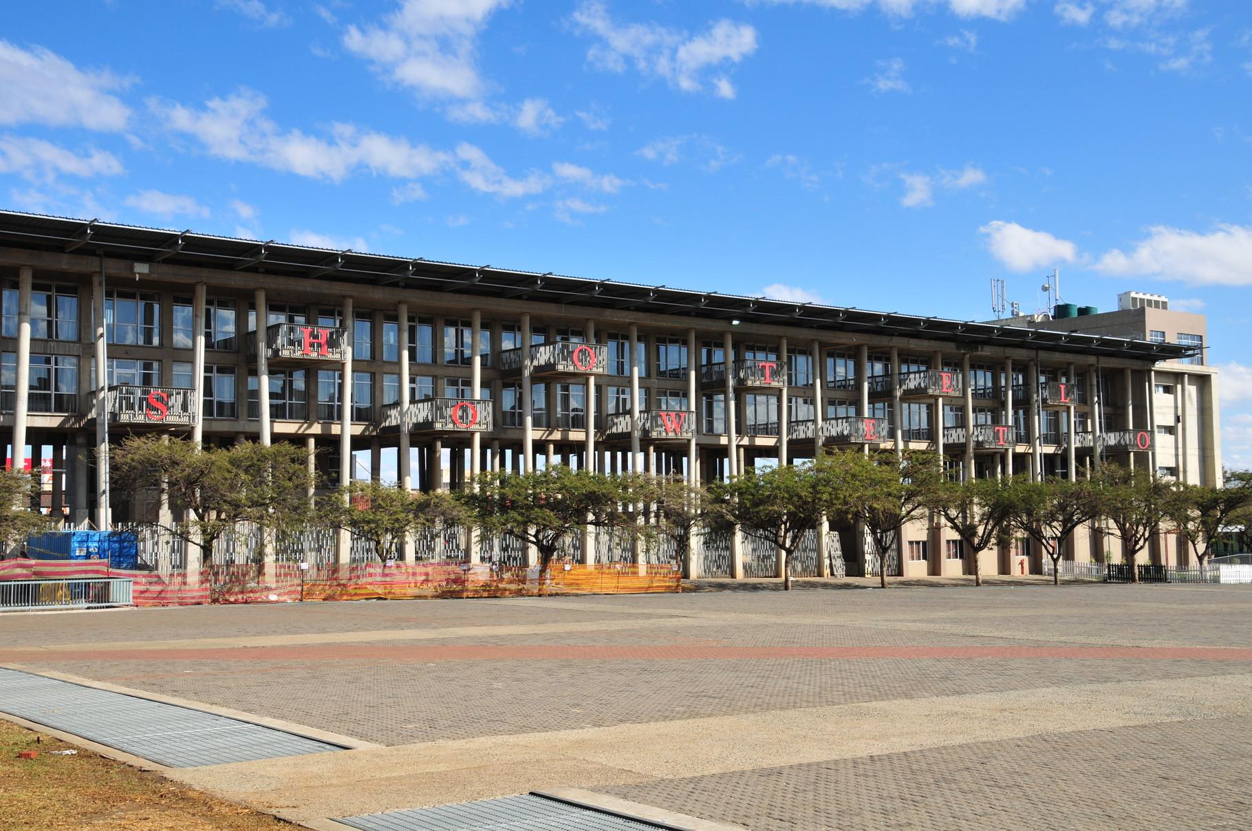 Das Hotel Soweto