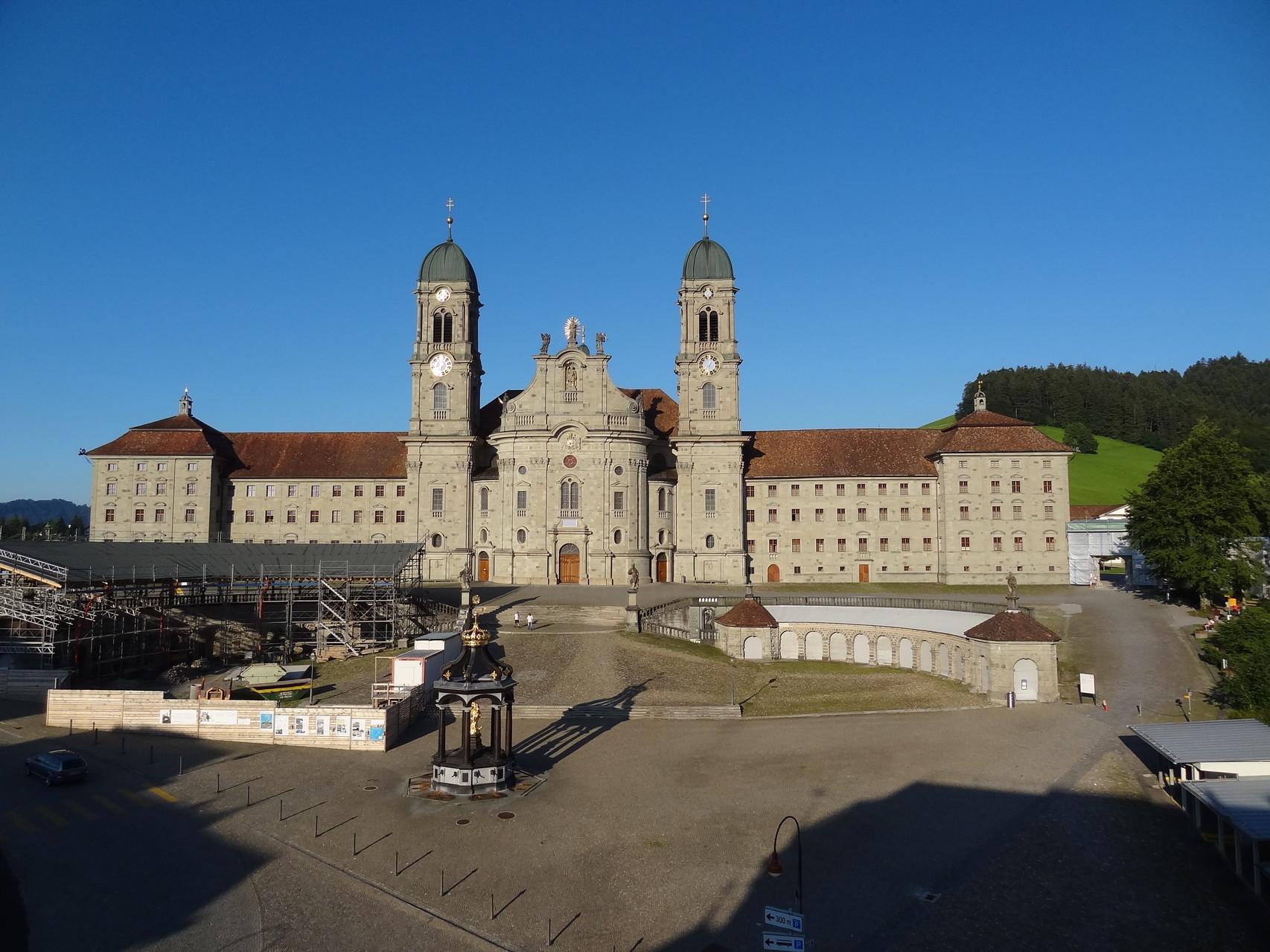 Einsiedeln - Das Kloster