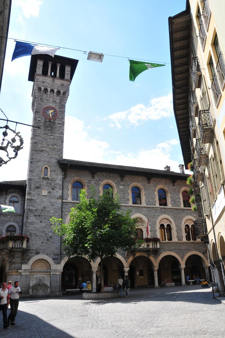 Palazzo Civico, Bellinzona