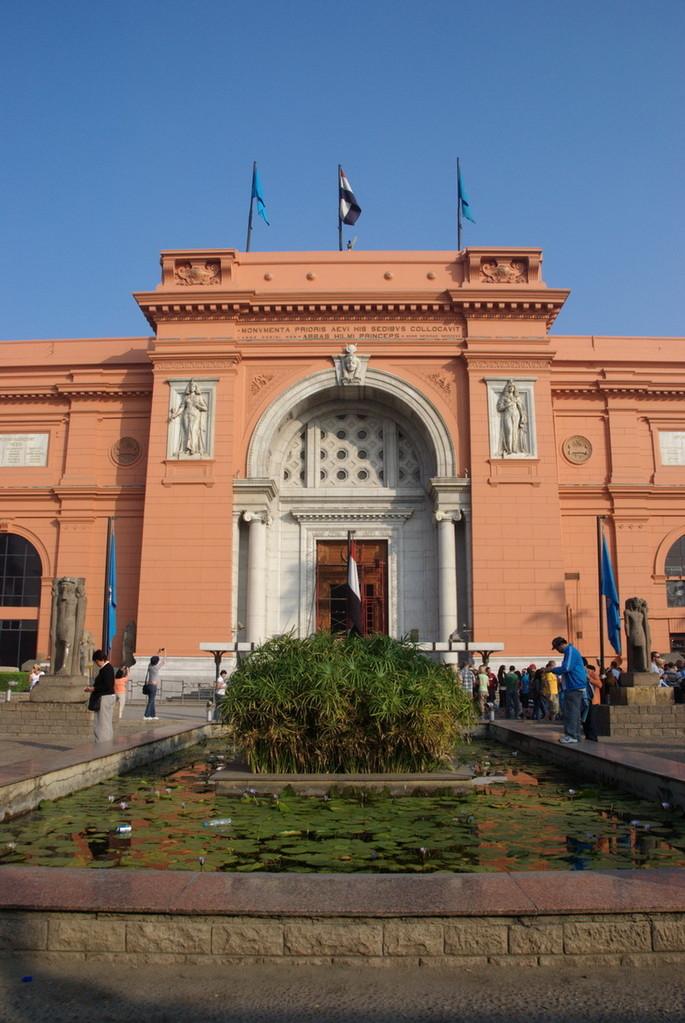 3. Tagestrip - Flug nach Kairo