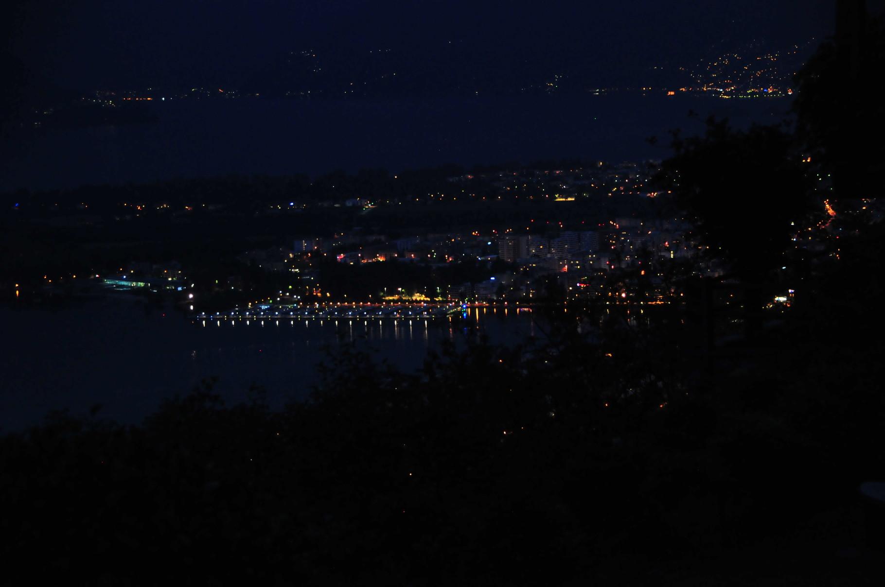 ...und bei Nacht