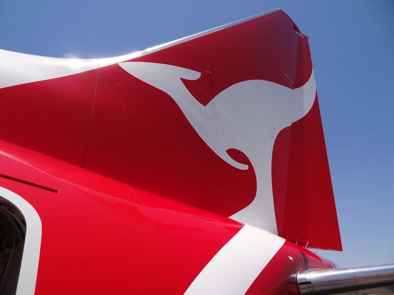 3. Etappe - Flug  von Perth nach Alice Springs