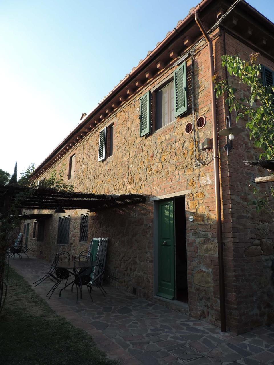 Ziel erreicht: Castellare Di Tonda, Montaione (30 Grad)