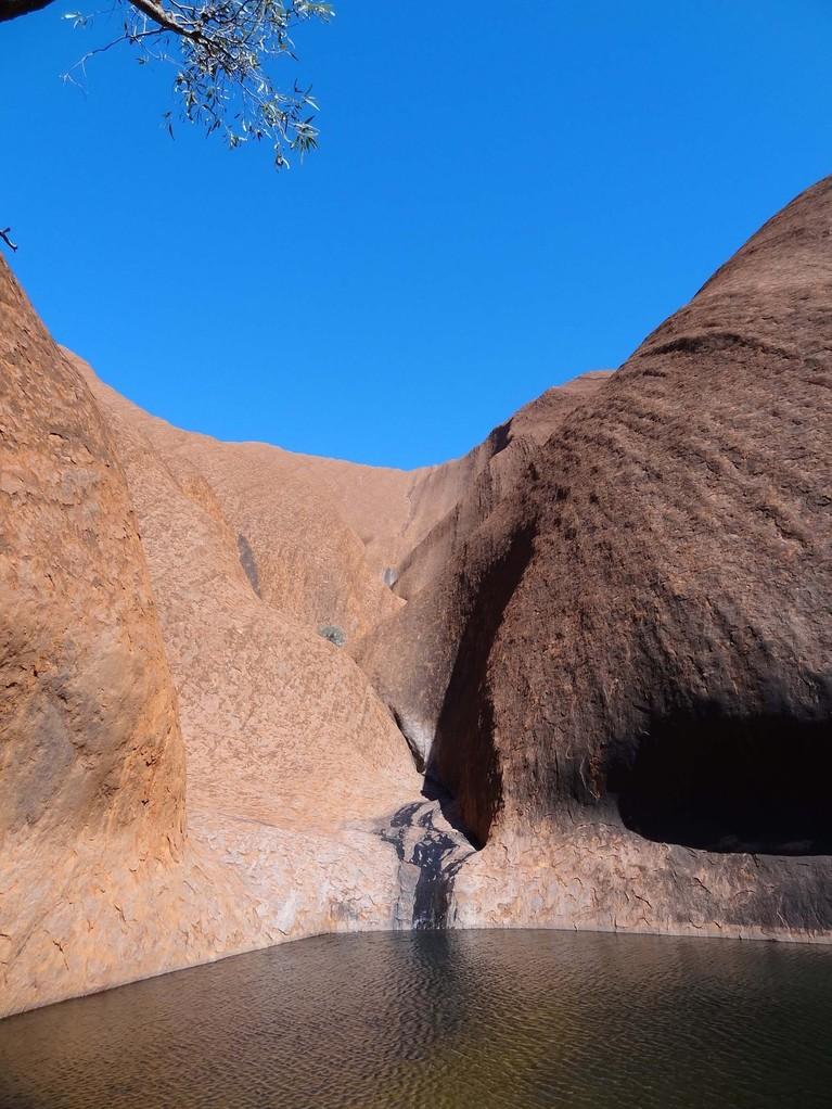 Rund um den Uluru