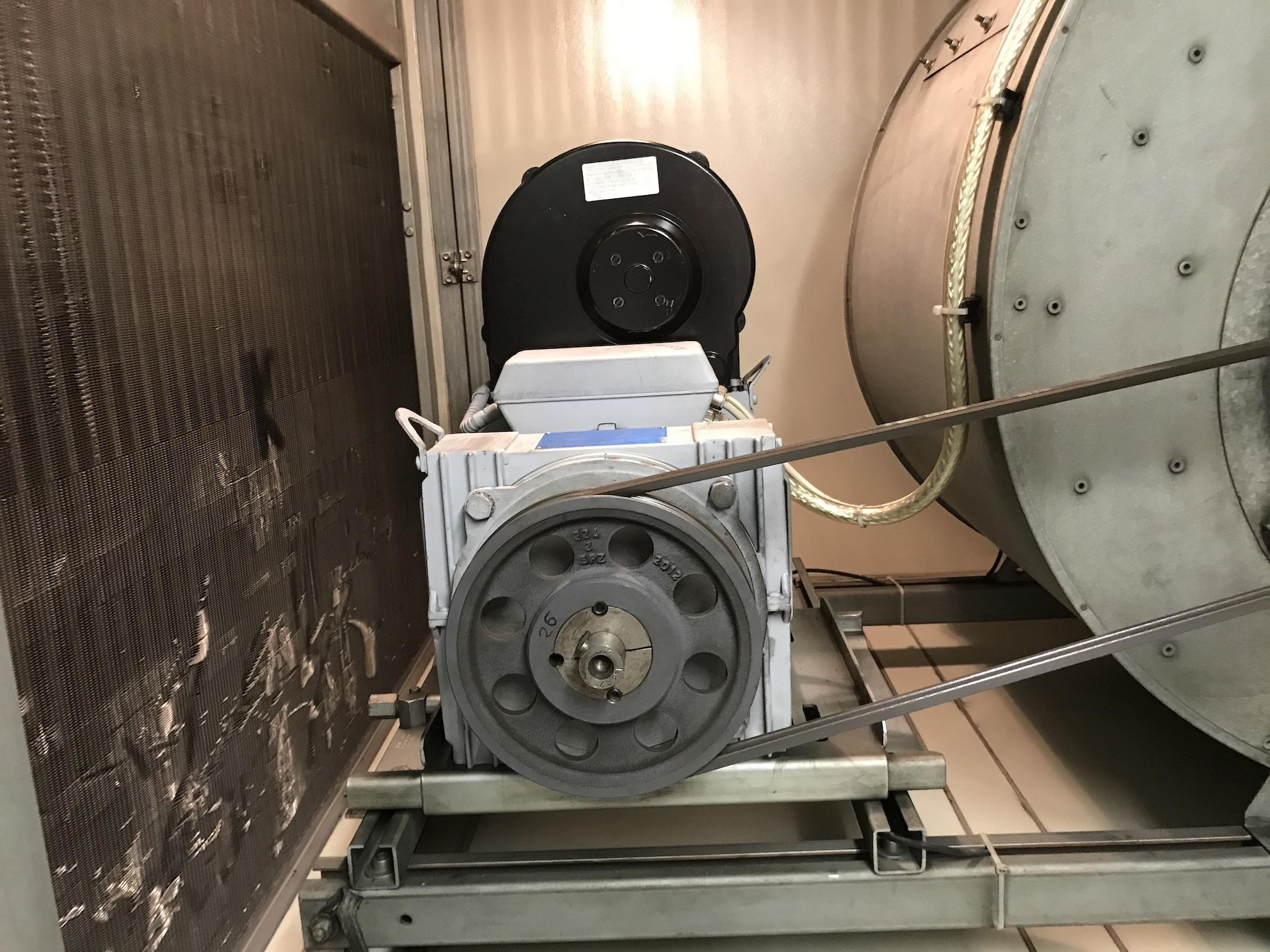 VDI 6022 -konformer Betrieb von RLT-Bestandsanlagen