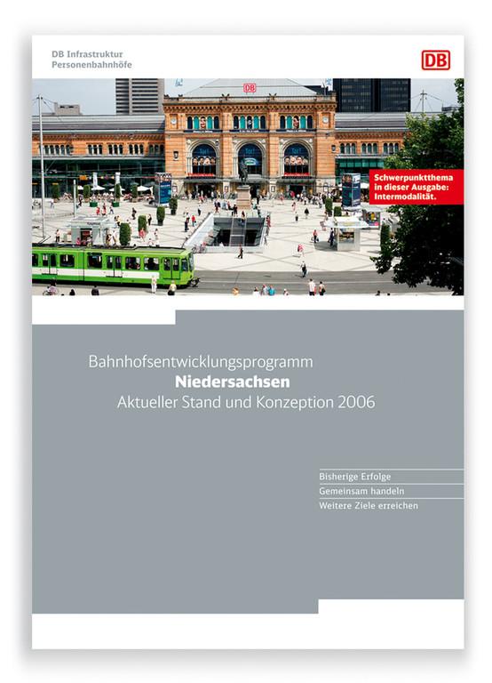 Titelseite der Broschüre für Niedersachsen.