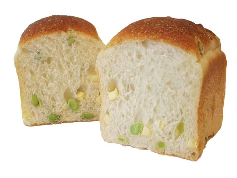 えだまめチーズパン