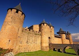 La cité de Carcassonne mobilhome sigean