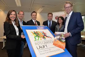 Die Initiative des Rotary-Clubs wird gestartet