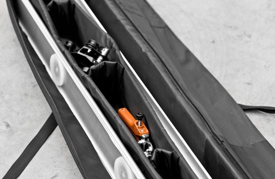 RAIZOR gepolsterte Transporttasche