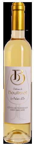 Château de bouillerot, vin de bordeaux