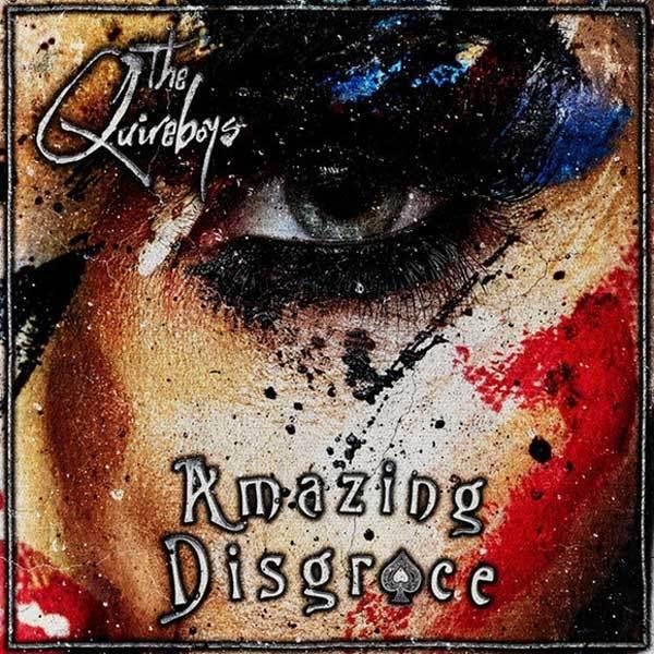 The Quireboys,  Lyric Video, Seven Deadly Sins, Upcoming Album, Amazing Disgrace Rockers And Other Animals, Rock News, Rock Magazine, Rock Webzine, rock news, sleaze rock, glam rock, hair metal, artwork