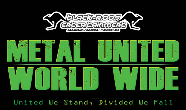 Metal United World Wide: Save The Date 2020, rockers and other animals