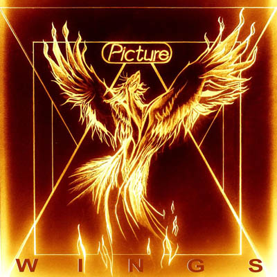 PICTURE, Wings, Cover, Tracklist, new album, pure steel records, news, hard rock, heavy metal, rockers and other animals