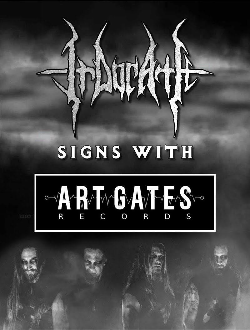 "Irdorath Inks, Art Gates Records., New Album The Final Sin"", Rockers And Other Animals, News, Black Metal,Thrash Metal"