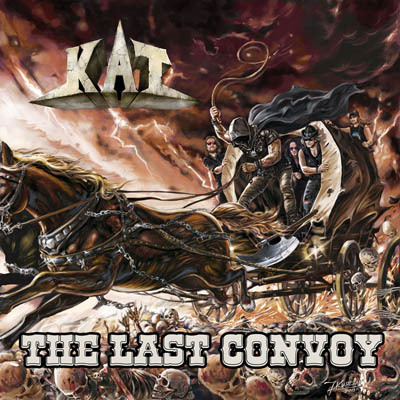 KAT,The Last Convoy,Cover, Tracklist, Rockers And Other Animals, heavy metal