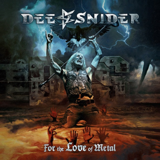 """For The Love Of Metal"", dee snider"
