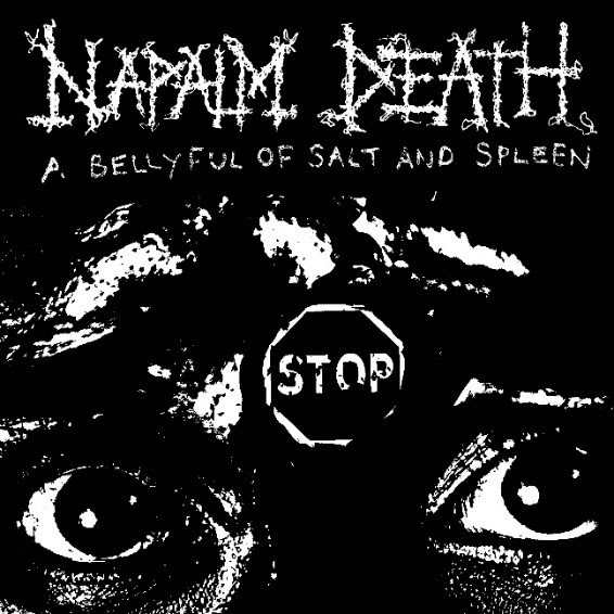 NAPALM DEATH,rockers and other animals, new single, new video, A Bellyful of Salt and Spleen, album, Throes of Joy in the Jaws of Defeatism