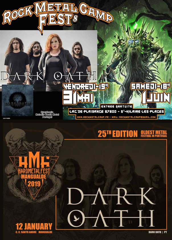 Dark Oath, Rockmetalcamp, Hardmetalfest, metal, metal news, rockers and other animals