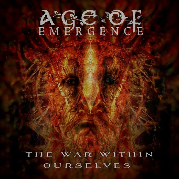 Age of Emergence, The War Within Ourselves , EP, Progressive Metal, Hard Rock, rockers and other animals, tour, Smoking the Universe