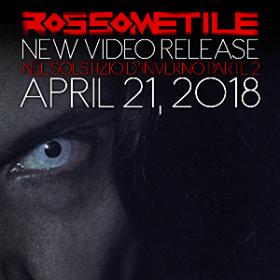 """Rossometile, available the second part of the song """"Nel Solstizio d'Inverno"""""""