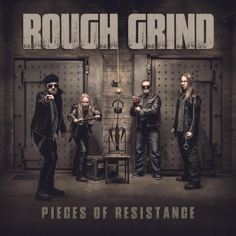 Earworm, Rough Grind,  new song, upcoming album, The Die Is Cast, Pieces of Resistance, rockers and other animals, news, Inverse Records, Rock