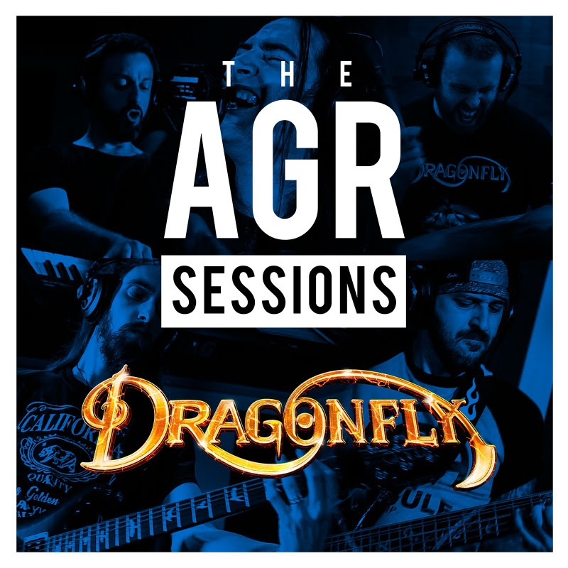 THE AGR SESSIONS, DRAGONFLY, Esclavo De Tu Amor, Zeitgeist, The AGR Sessions, video, rockers and other animals, news