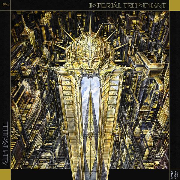 avant-garde black metal, album, Alphaville, rockers and other animals