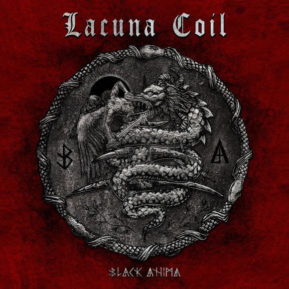 BLACK ANIMA, lacuna coil