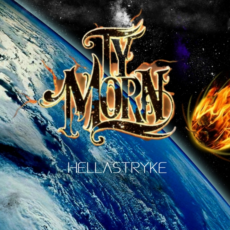 "Ty Morn: new single ""Hellastryke"" rockers and other animals magazine"