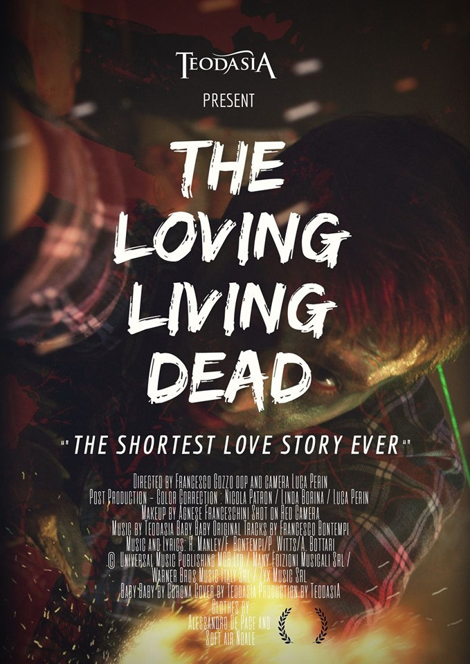 "Today 12th of July TEODASIA band present the short film titled ""THE LOVING LIVING DEAD"", News Rockers And Other Animals, Rock News, NWOBHM, Rock Magazine, Rock Webzine, rock news, sleaze rock, glam rock, hair metal"
