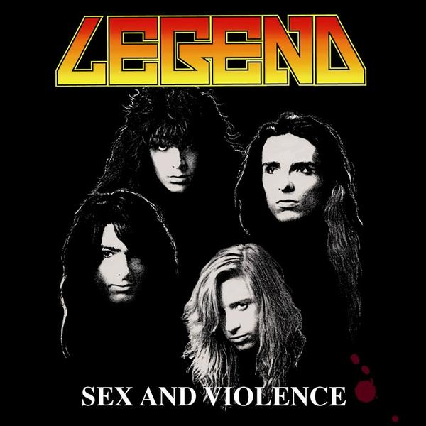 Legend ,Sex And Violence, Reissue, Bonus Tracks, rockers and other animals, rock news, rock magazine, rock webzine
