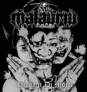"""Malauriu, Mask Dead Records, """"Presagi Di Morte"""", Maxime Taccardi, Southern Hell Records,"""