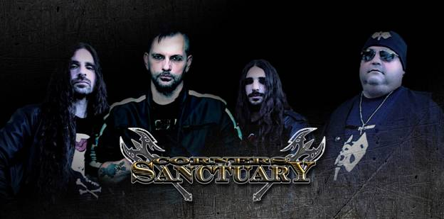 Corners of Sanctuary, New Video ,  COVID , Single, rockers and other animals magazine, news