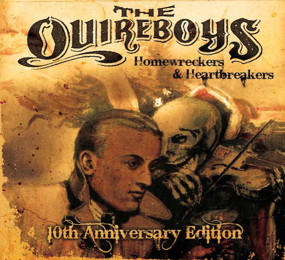 The Quireboys' 'Homewreckers & Heartbreakers' album to be re-released with four bonus live tracks