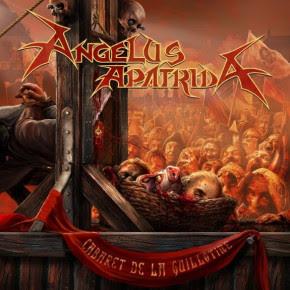 ANGELUS APATRIDA, European tour, rockers and other animals, Thrash Metal, Cabaret de la Guillotine, Century Media Records, news