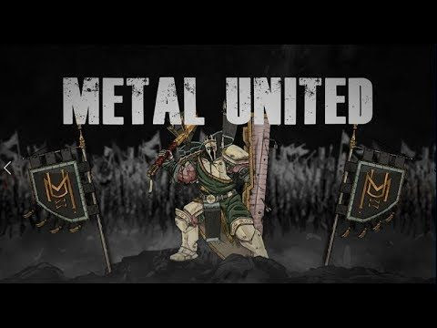 Metal United World Wide, Lyric Video Metal United, rockers and other animals, news