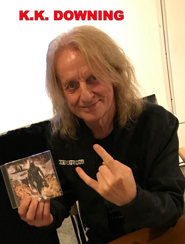 KAT, Without Looking Back,  pure steel records, heavy metal, News Rockers And Other Animals, Rock News, HEAVY METAL, K.K. Downing, Rock Magazine, Rock Webzine, rock news, sleaze rock, glam rock, hair metal