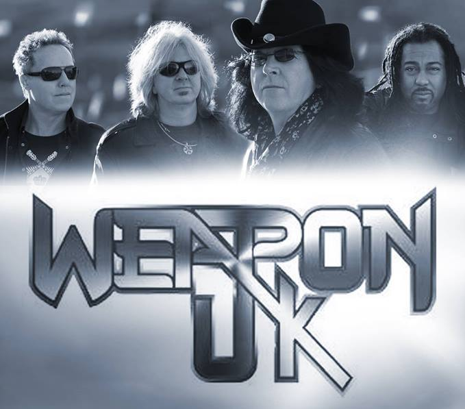 WEAPON UK, Ghosts Of War, CD, limited Vinyl edition, rockers and other animals, new, New Wave of British Heavy Metal, heavy rock
