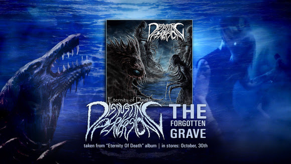 "Bavarian old-school death metallers Disgusting Perversion are set to release their debut full-length ""Eternity Of Death"" on October 30th via Black Sunset!   Previously self-released in a small edition, Black Sunset saw so much potential on ""Eternity Of De"