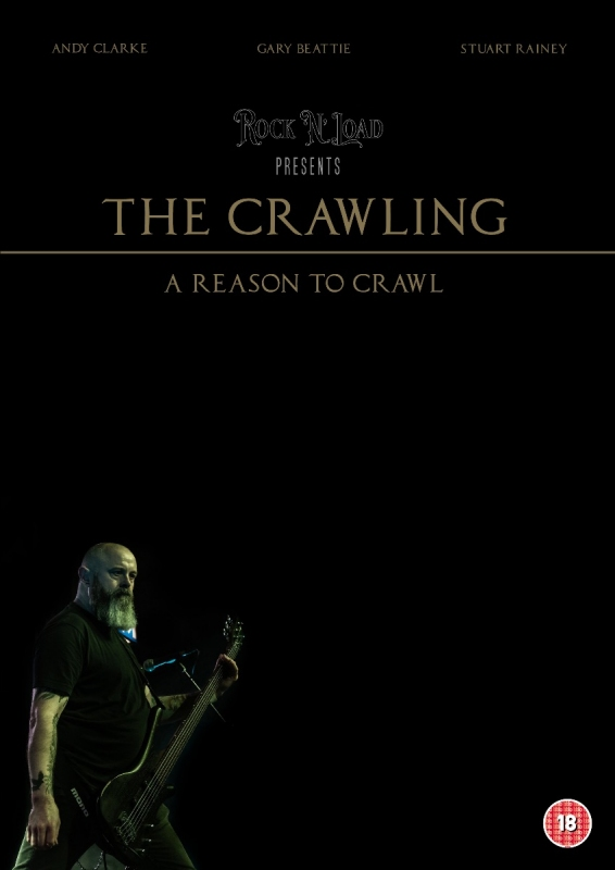 "The Crawling release mini documentary ""A REASON TO CRAWL"""