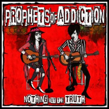 Prophets of Addiction, video, Spare The Bullets, Lesli Sanders, Pretty Boy Floyd, News Rockers And Other Animals, Rock News, NWOBHM, Rock Magazine, Rock Webzine, rock news, sleaze rock, glam rock, hair metal
