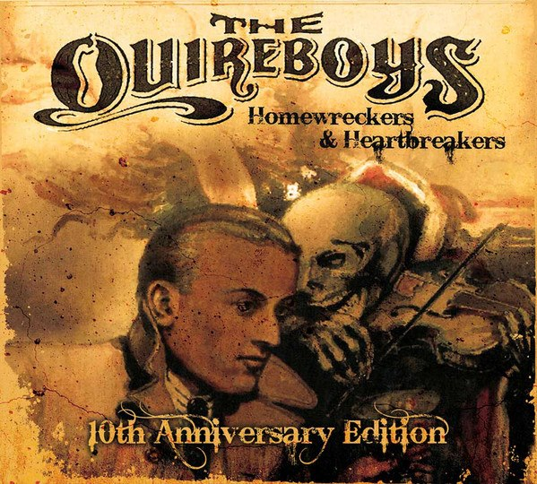 "The Quireboys: Fantastic limited edition 10th Anniversary release of The Quireboys ""Homewreckers & Heartbreakers"" on vinyl"