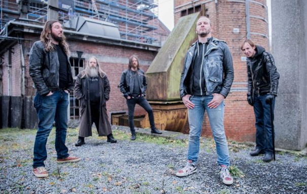 "Belgian heavy-metalband Hunter released Lockdown-video from the song ""Glorious"""