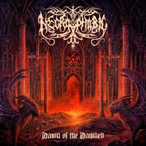 "NECROPHOBIC, new single, new video, The Infernal Depths of Eternity, Kristian ""Necrolord"" Wåhlin, rockers and other animals,new album, Dawn of the Damned"